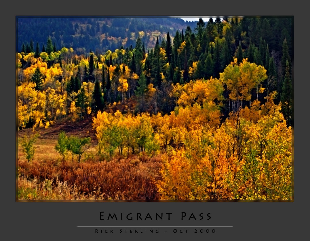 Emigrant Pass